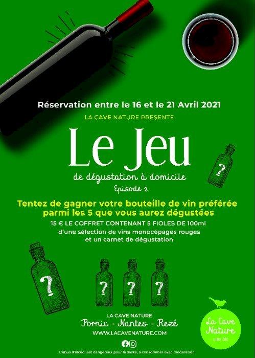 Le JEU de DEGUSTATION - Episode 2