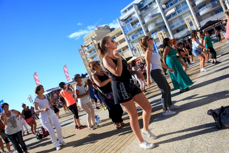 Summer dance animations et initiations