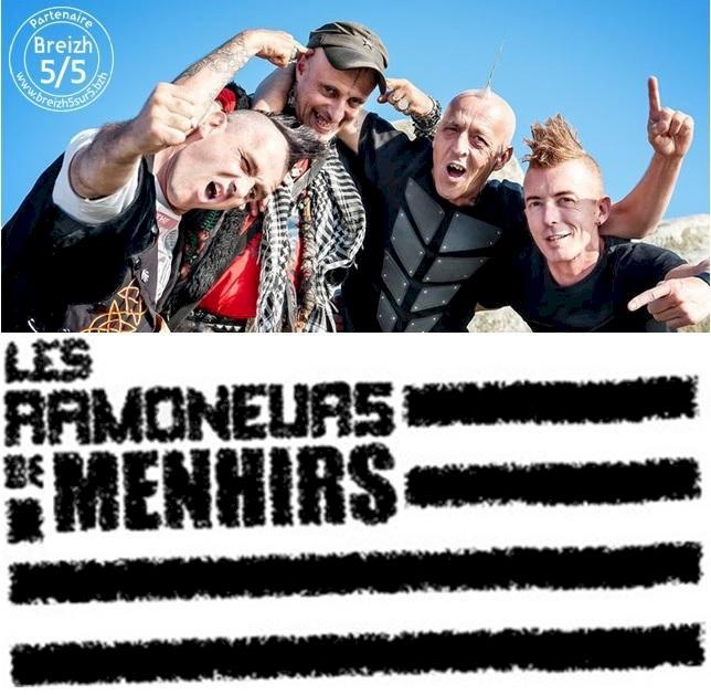 Les Ramoneurs de Menhirs au Family, Landerneau
