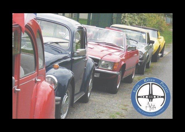 Agenda Pornic : Rassemblement mensuel de véhicules anciens et de prestige (Exposition, musée) - Ouest-France