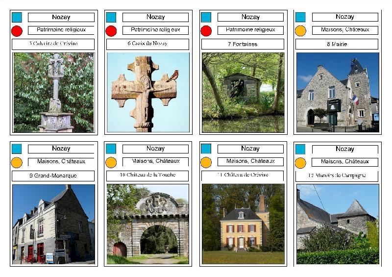 248 trésors du patrimoine de la région de Nozay sur Pepites44