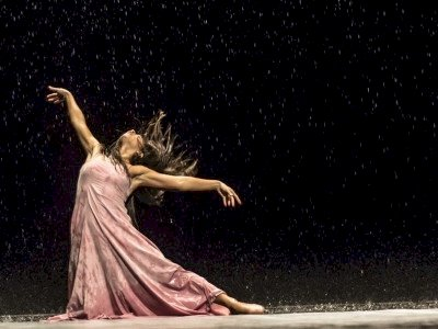 Tanztheater Wuppertal Pina Bausch - Full moon