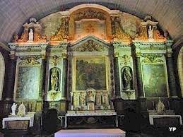 Visite de la chapelle M. Saint-Jean-le-Baptiste de Prigny