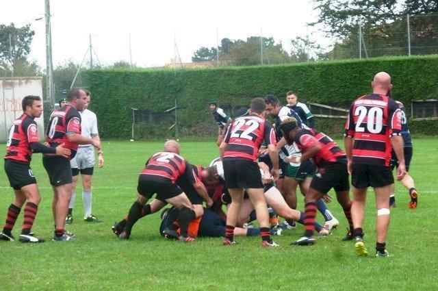 Rugby 1re et 2e séries territoriales