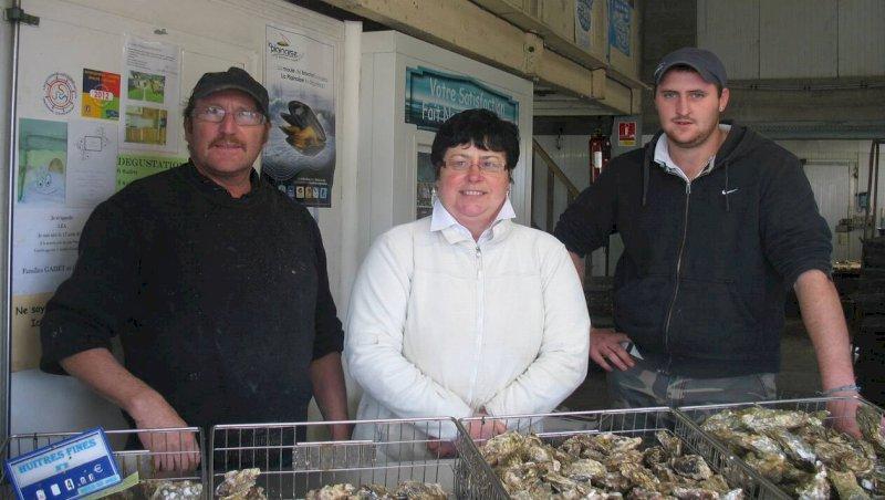 Les Moutiers-en-Retz. Vente en direct et livraison à domicile d'huîtres   Presse Océan