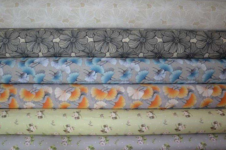 Coton mosaïc : déstockage tissus au mètre