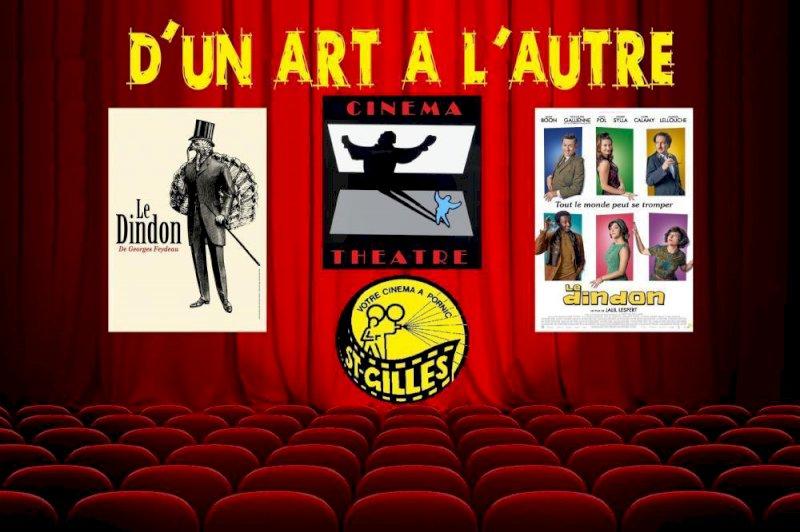 D'un art à l'autre - Cinéma Saint-Gilles