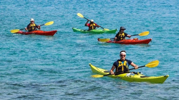 Championnat régional de fond - Canoë-Kayak à la Base Nautique de Sucé-Erdre