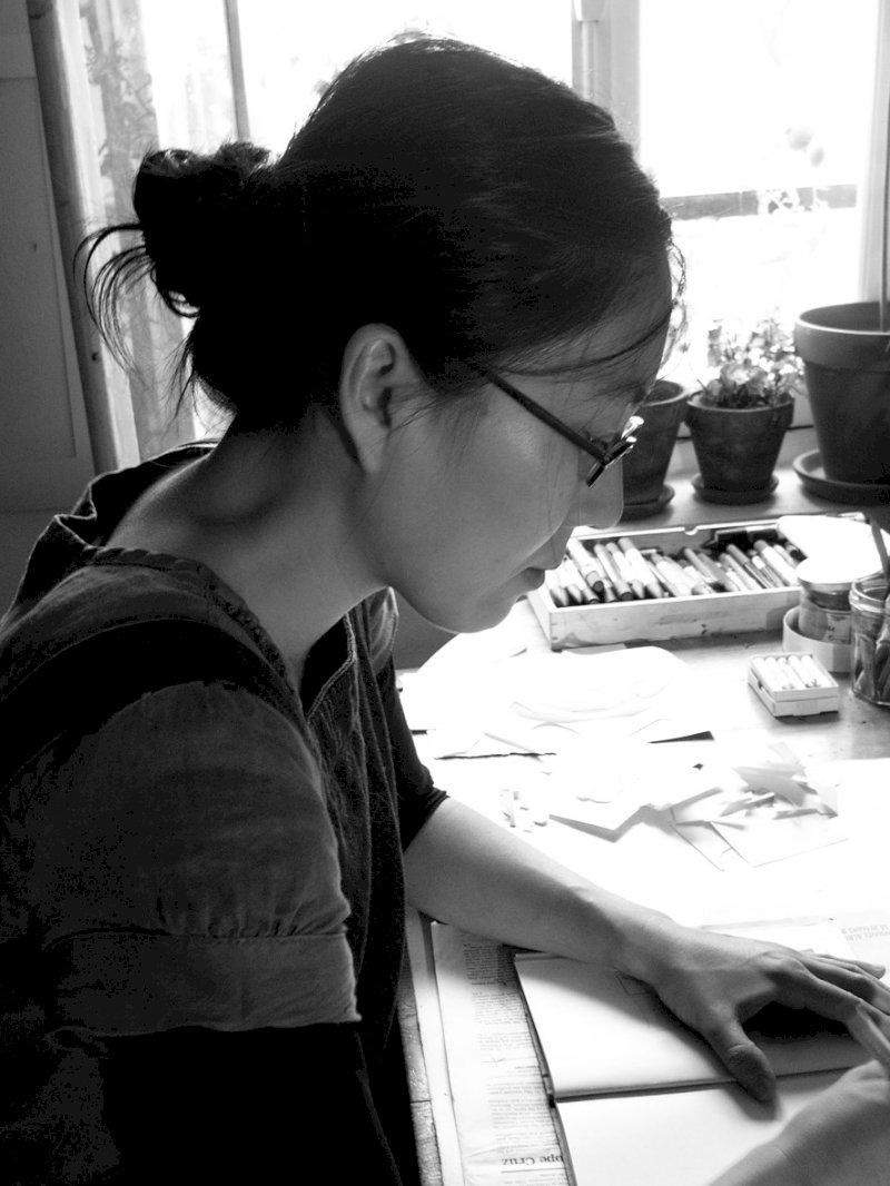 Atelier de dessin avec Junko Nakamura
