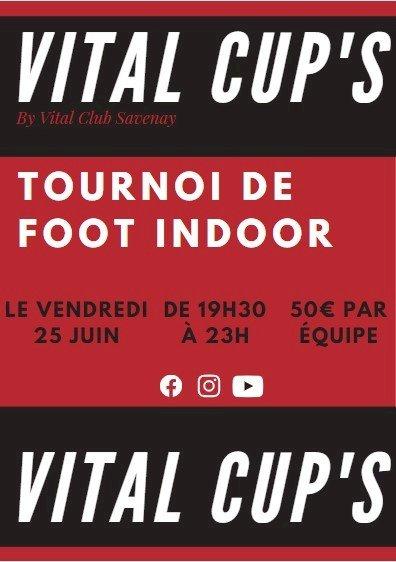 ⚽️ VITAL CUP'S ⚽️