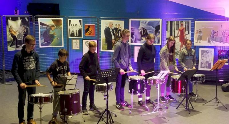 Places disponibles à l'école de musique de Savenay