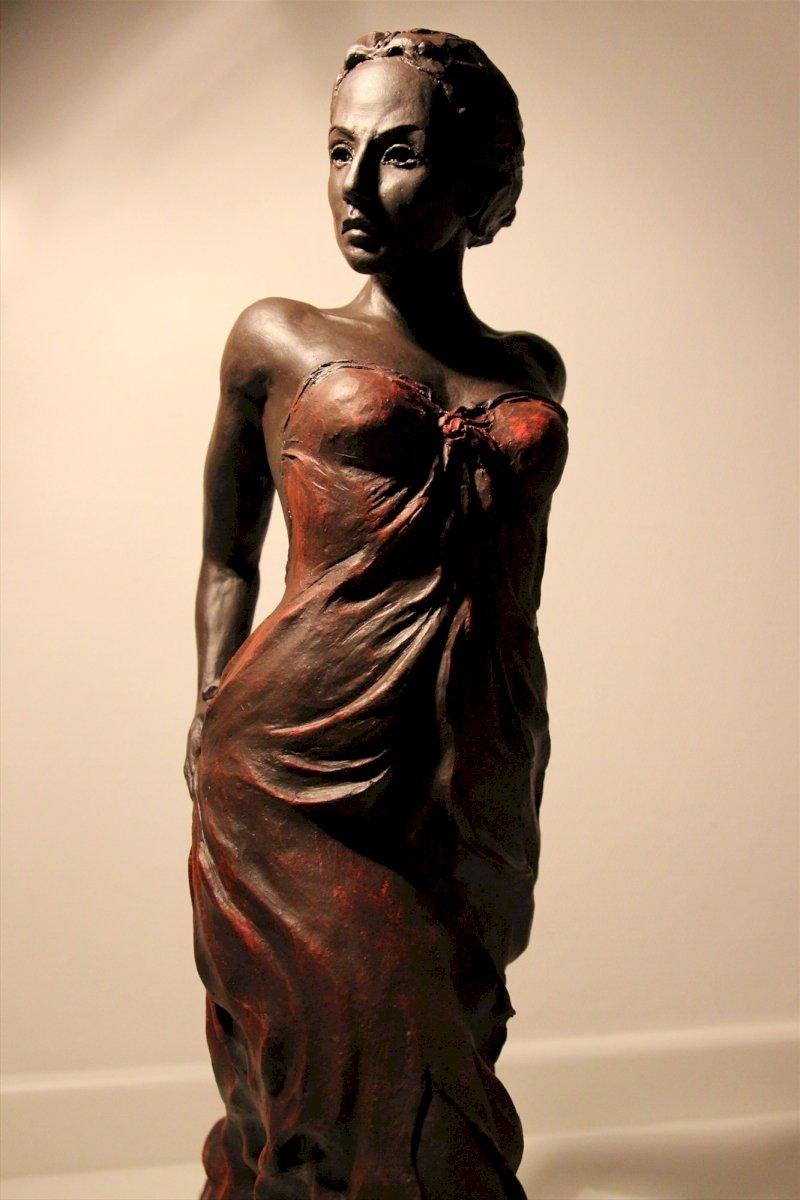 Sculptures figuratives, animalières, abstraites en somme pour tous les goûts !