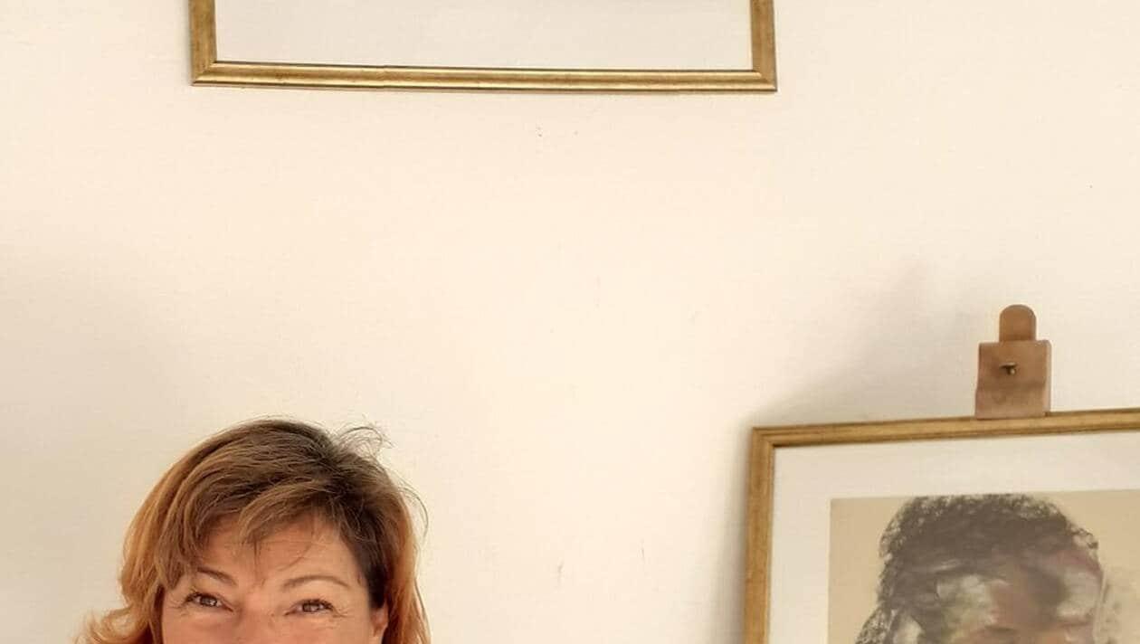 Préfailles. Cécile Signorini, peintre, ouvre son atelier