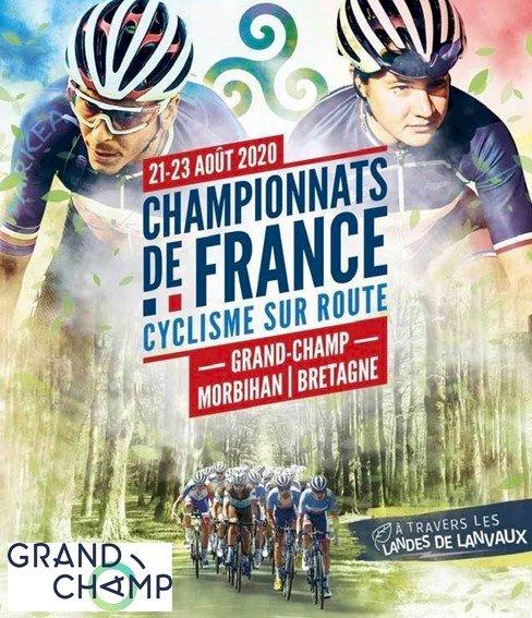 Championnats de France de cyclisme sur route