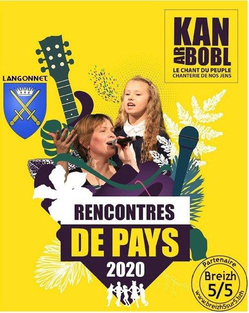 Kan Ar Bobl - Pays Pourleth & Cornouaille Morbihannaise
