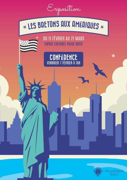 Expo : Les Bretons aux Amériques