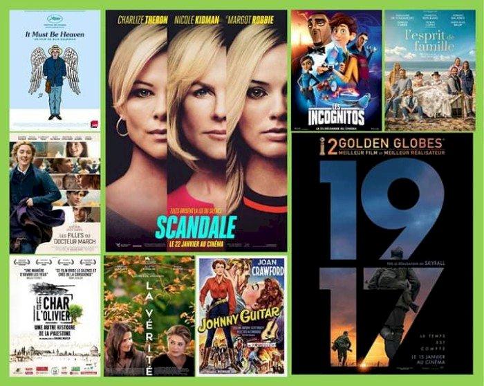 Programme cinema Saint Gilles du 22 au 28 janvier 2020