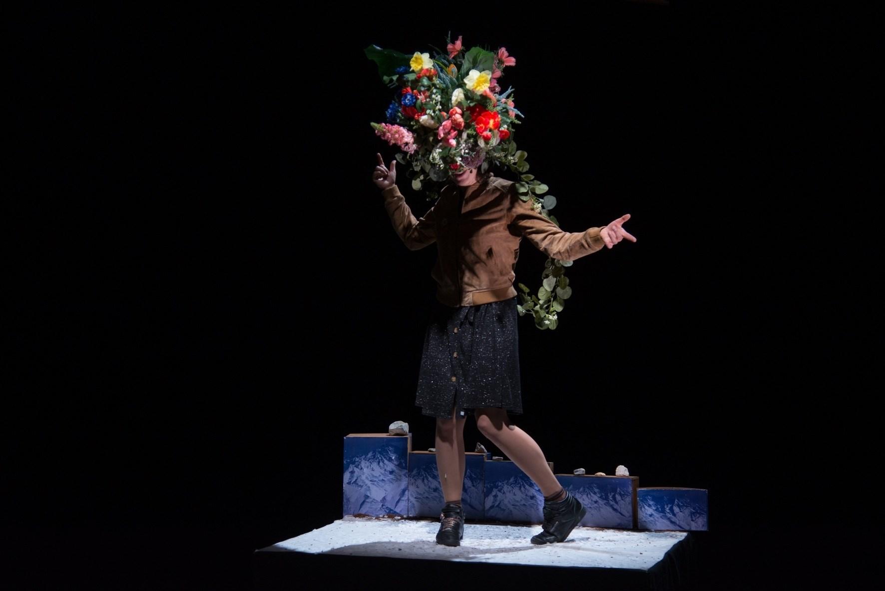L'appel du dehors - Théâtre à partir de 8 ans - Lillico - Fanny Bouffort