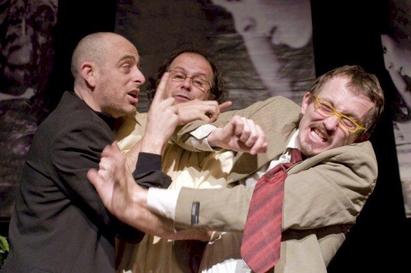 Festival les Renc'Arts : Le nom du titre - Le cabaret philosophique