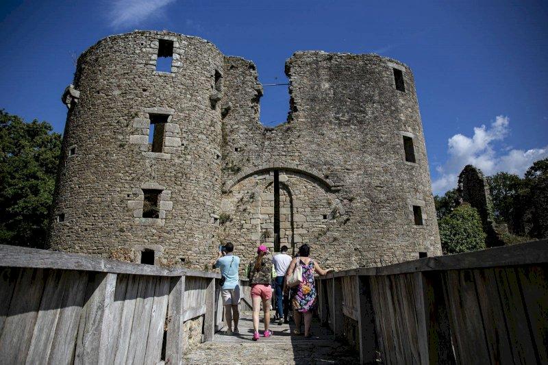 Visite guidée « Le château à travers les siècles »