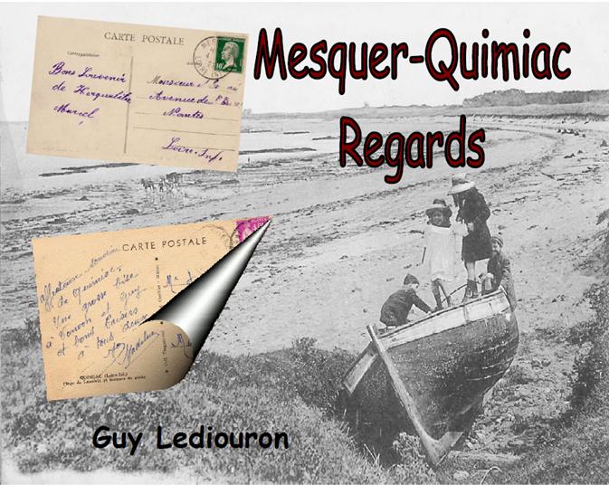 Guy Lediouron présente le livre Mesquer-Quimiac/Regards