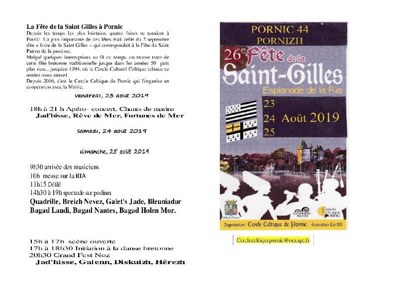 Fête de la Saint-Gilles