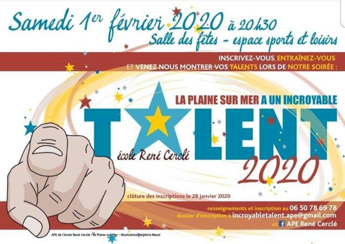La Plaine-sur-Mer A Un Incroyable Talent