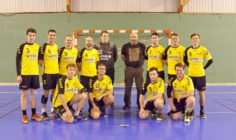 Savenay handball / Laetitia 2, accession à la 2e division