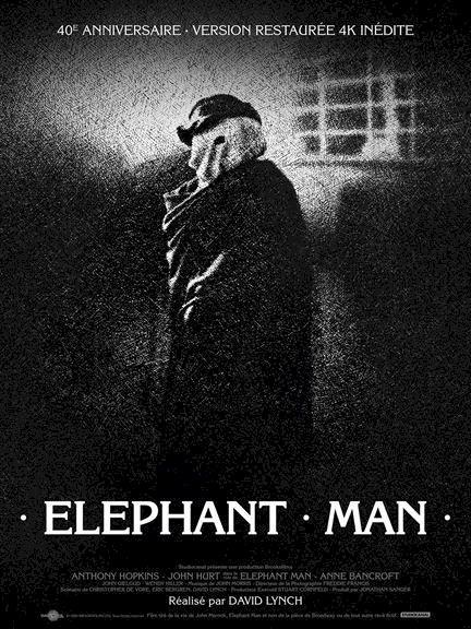 Ciné-Club Elephant-Man - vendredi 24 juillet