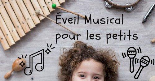 Eveil musical pour les petits
