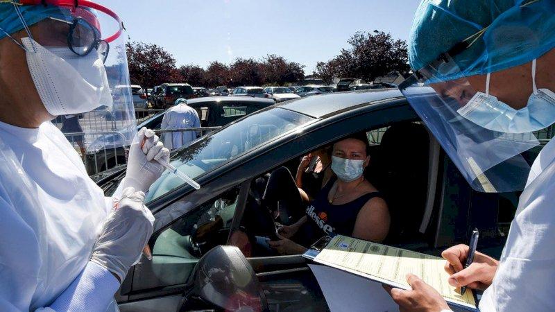 EN DIRECT Le masque sera obligatoire dans les lieux publics clos dès «la semaine prochaine»