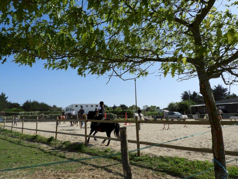 Portes ouvertes Joalland Equitation