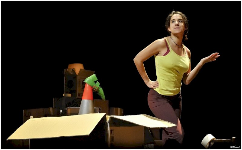 La part égale, avec Chloé Martin / théâtre-humour