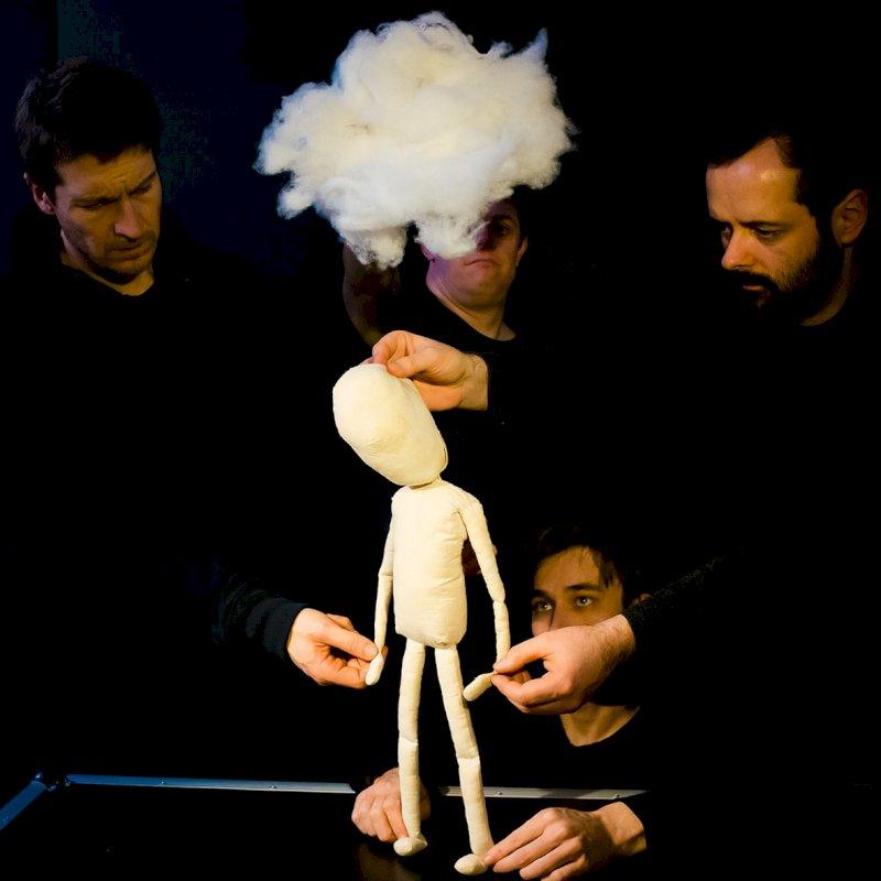 Meet Fred [théâtre marionnettes]