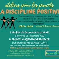 Soirée de présentation de la Discipline Positive