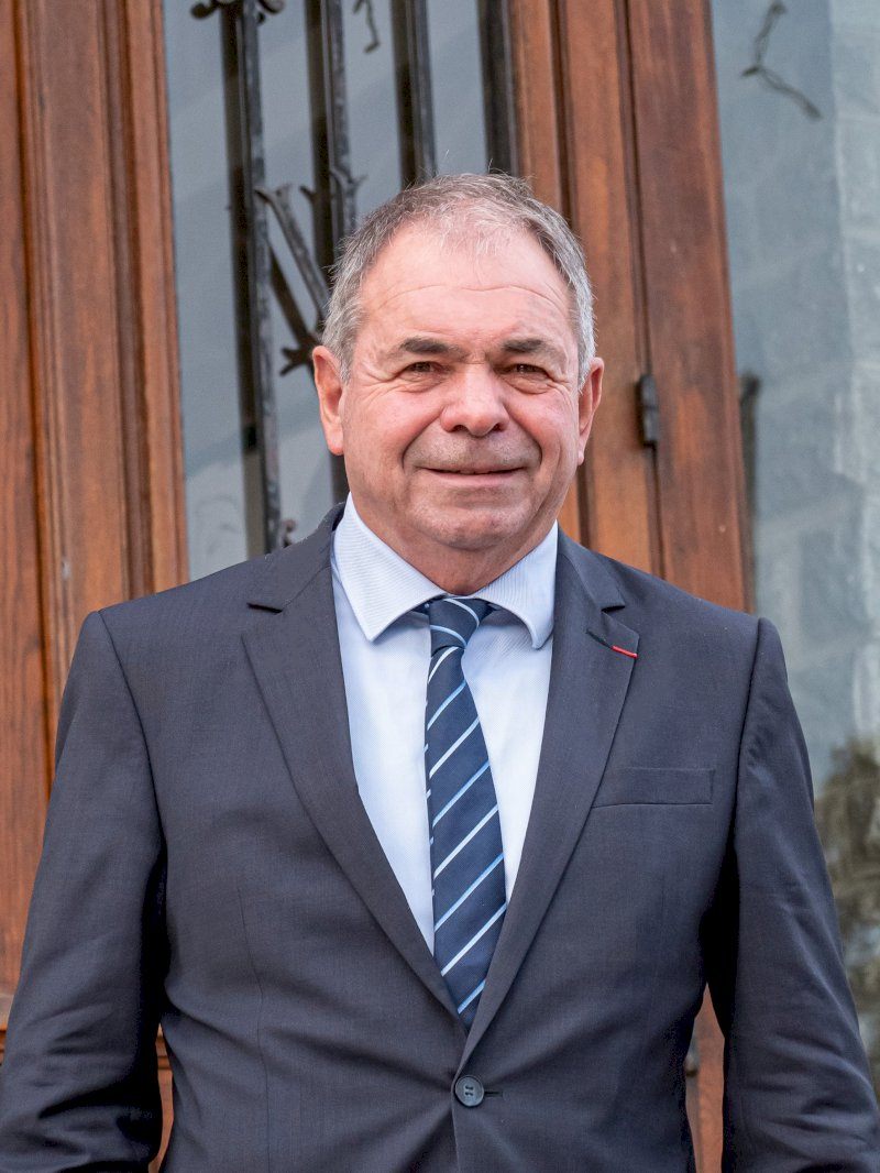 Vœux de Jean-Claude Pelleteur, maire de Pornichet