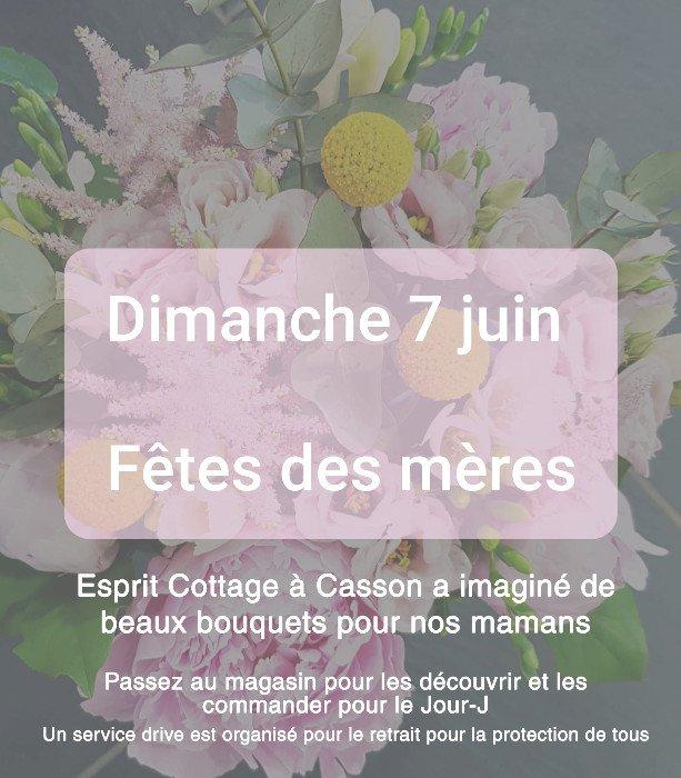 """""""Bonne fête maman"""" chez Esprit Cottage"""
