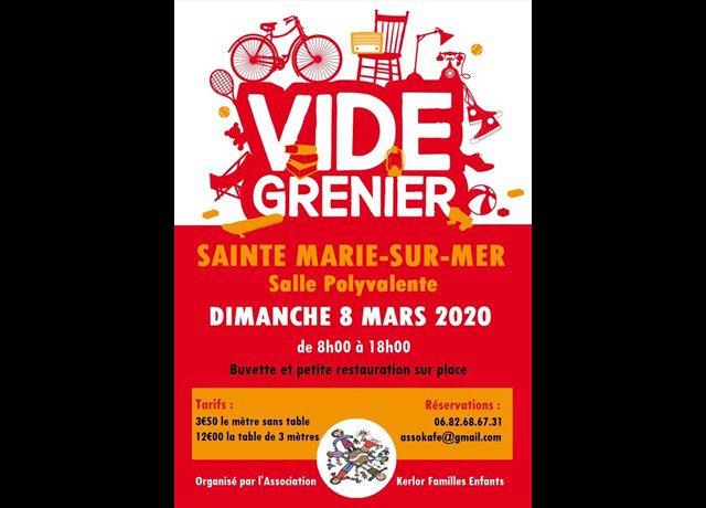 Agenda Pornic : Vide-greniers (Acheter, chiner) - Ouest-France