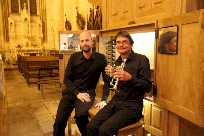 Concert duo polyphone et trompette