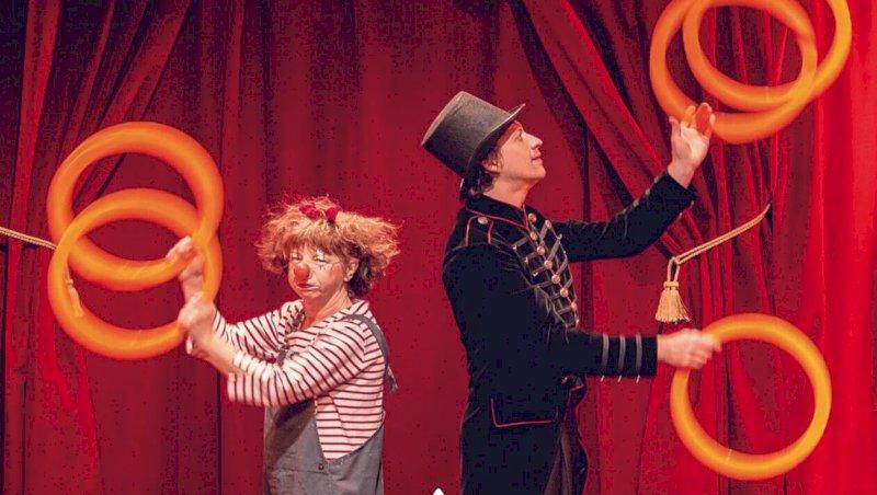 La Bernerie-en-Retz. Manivelle Circus lance les Mardis du square Thibaut | Presse Océan
