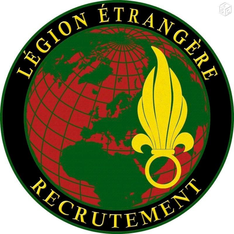 Groupement recrutement Légion étrangère