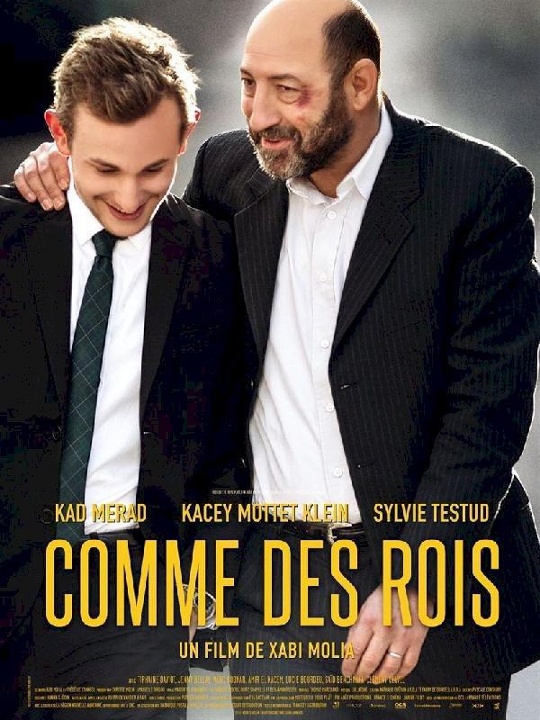Un Temps pour Soi  - Projection du film « Comme des rois »