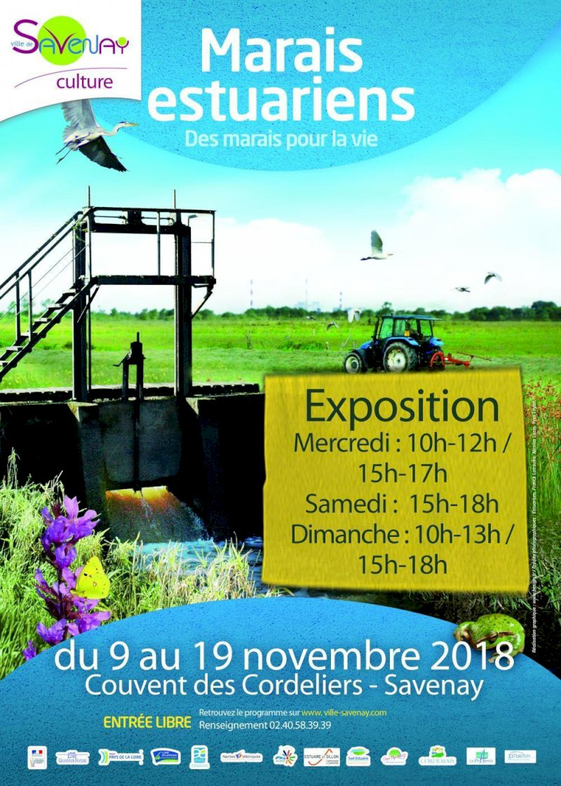 Exposition Marais estuariens