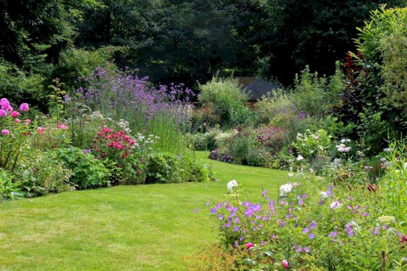 Les jardins en refuge