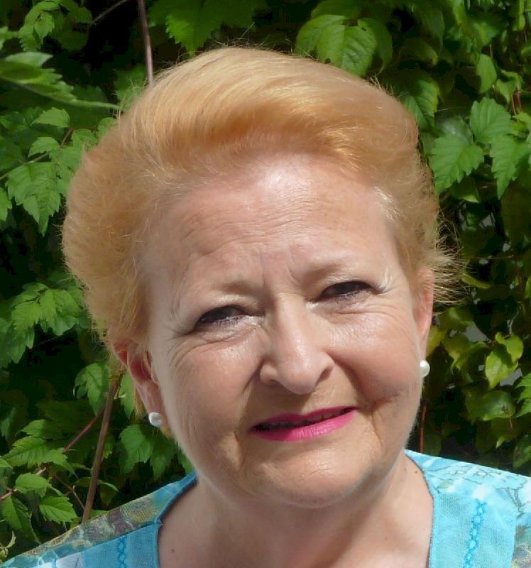 Françoise Haffray en dédicace