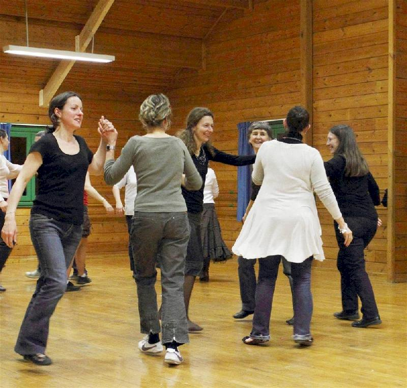 Danses keili