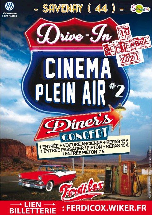 Drive In : Cinéma Plein Air #2