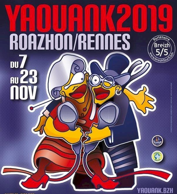 Yaouank, Rennes