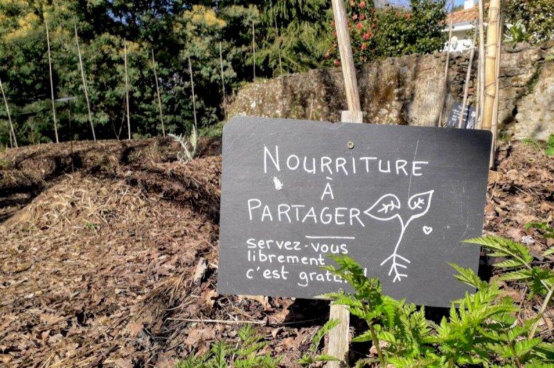 Bienvenue dans mon jardin au naturel