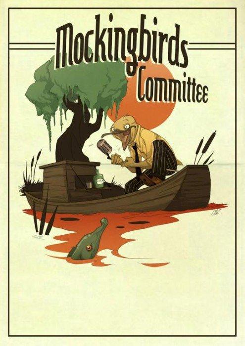Festival Graines d'Automne - Mockingbirds & The Blues Committee